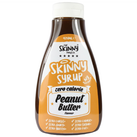 Skinny Syrup Co: Peanut Butter Sauce